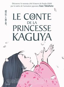 Le Conte de la princesse Kaguya streaming
