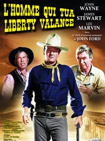 L'Homme qui tua Liberty Valance streaming
