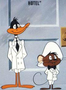 L'île Fantastique De Daffy Duck