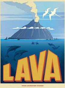 Bande-annonce Lava