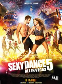 Sexy Dance 5 – All In Vegas streaming