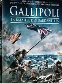 Gallipoli, la bataille des Dardanelles streaming