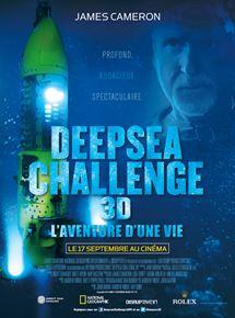 Deepsea Challenge 3D, l'aventure d'une vie streaming
