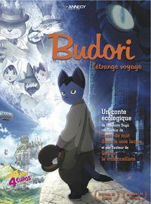 Budori, l'étrange voyage streaming