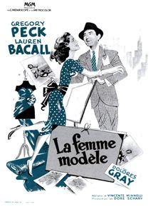 La Femme modèle streaming