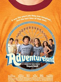 Adventureland : un job d'été à éviter streaming