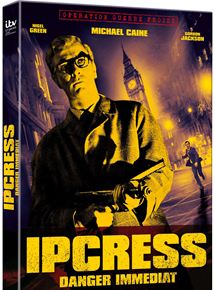 Ipcress – Danger immédiat streaming