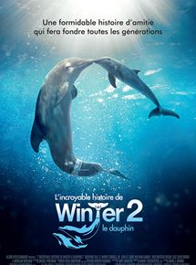 L'Incroyable Histoire de Winter le dauphin 2 streaming
