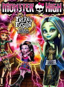 Monster High : Fusion monstrueuse streaming vf