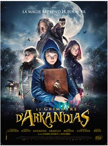Le Grimoire d'Arkandias en streaming
