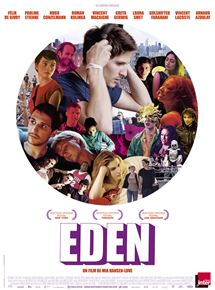 Eden streaming
