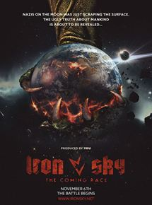 Bande-annonce Iron Sky 2: The Coming Race