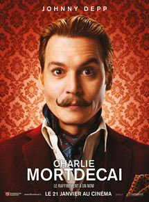 Charlie Mortdecai streaming