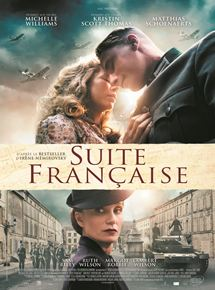 Suite Française streaming