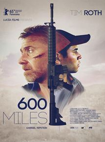 600 Millas en streaming
