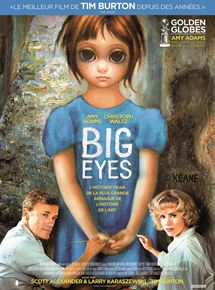 Big Eyes streaming