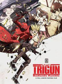 Trigun – Badlands Rumble streaming