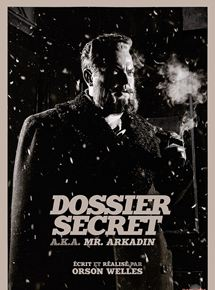 Dossier secret (Mr Arkadin) streaming gratuit