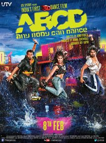 ABCD (Any Body Can Dance) streaming gratuit