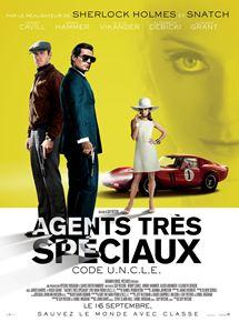 Agents très spéciaux – Code U.N.C.L.E streaming