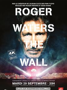 Roger Waters The Wall streaming gratuit