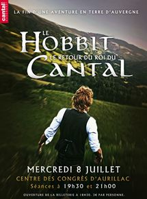 Le Hobbit – Le Retour du Roi du Cantal streaming