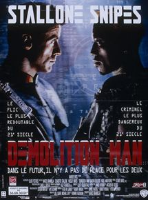 Demolition Man streaming