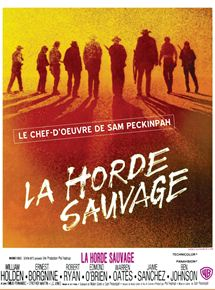 La Horde sauvage streaming
