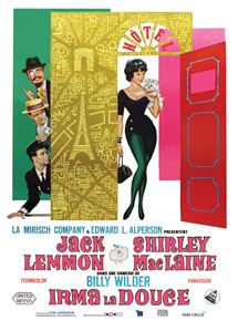 Irma La douce streaming