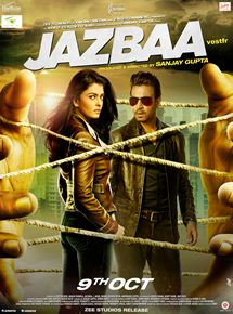 Jazbaa streaming