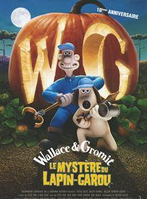 Wallace et Gromit : le Mystère du lapin-garou streaming