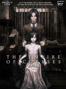 The Empire of Corpses streaming