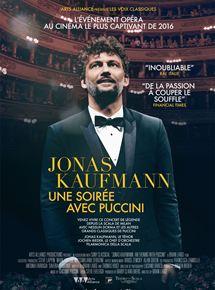 Jonas Kaufmann, une soirée avec Puccini (Arts Alliance)