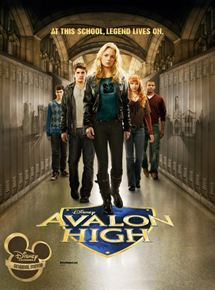 Avalon High : un amour légendaire streaming