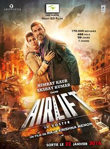 Airlift en streaming