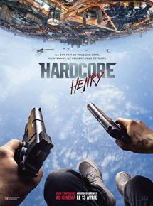 Hardcore Henry en streaming