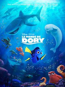 Le Monde de Dory en streaming