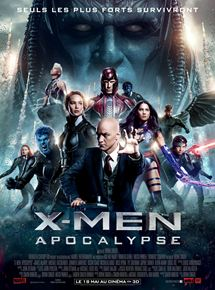 X-Men : Apocalypse Youwatch streaming