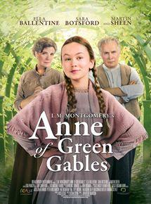 Anne, la maison aux pignons verts streaming