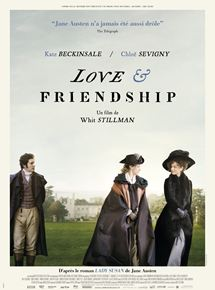 Love & Friendship affiche