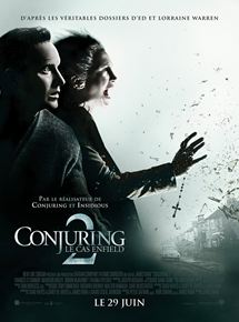 Conjuring 2 : Le Cas Enfield streaming