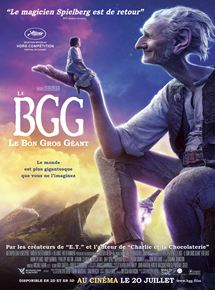 Le BGG – Le Bon Gros Géant streaming