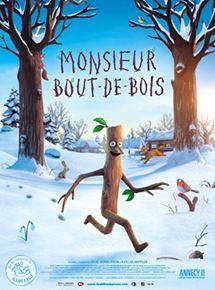 Affiche du film Monsieur bout de bois