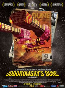 Jodorowsky's Dune streaming