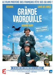 La Grande Vadrouille streaming