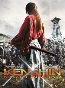 Kenshin Kyoto Inferno streaming