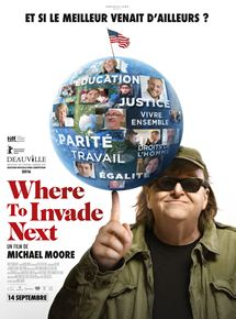 Where To Invade Next en streaming