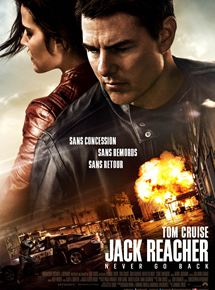 Jack Reacher : Never Go Back en streaming