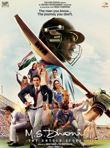M.S. Dhoni: The Untold Story en streaming