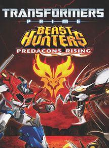 Transformers Prime Beast Hunters : Predacons Rising streaming